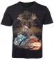 Preview: Biker T-Shirt Feuer Biker