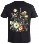 Preview: Biker T-Shirt Skullbiker mit Lady