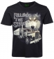 Preview: Tiermotiv HD T-Shirt Truck und Wolf