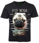Preview: Tiermotiv T-Shirt Pug Mops