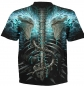 Preview: Spiral T-Shirt FLAMING SPINE