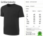 Mobile Preview: 3D T-Shirt Polizeidogge mit Edelstahl Piercing