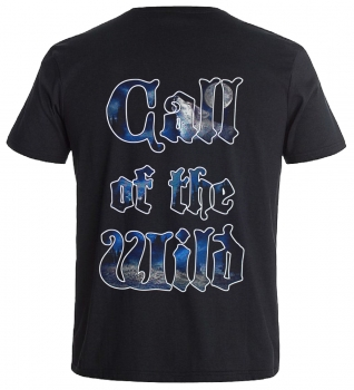 Biker T-Shirt CALL OF THE WILD