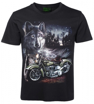 coole t shirts von blackshirt company cooles biker shirt. Black Bedroom Furniture Sets. Home Design Ideas