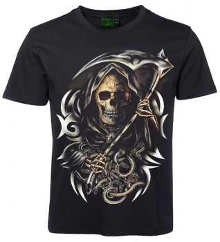Skull T-Shirt Tattoo Sensemann