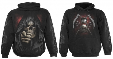 Kaputzen Sweat Shirt Finger of Death
