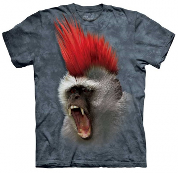 The Mountain T-Shirt Punky