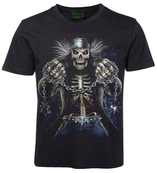 coole t shirts von blackshirt company cooles totenkopf. Black Bedroom Furniture Sets. Home Design Ideas