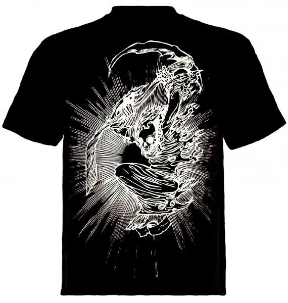 coole t shirts von blackshirt company cooles totenkopf shirt helm totenk pfe mit schwert von. Black Bedroom Furniture Sets. Home Design Ideas