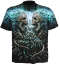 Spiral T-Shirt FLAMING SPINE
